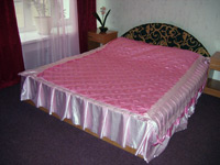 Single superior room in Andreevskiy Hotel