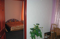 Semi-Suite in Andreevskiy Hotel