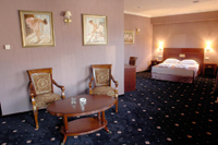 Semi suite rooms in «Diarso» Hotel