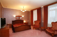 Senior Suite Superior in Dnipro Hotel
