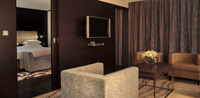 Club King room in Hyatt Regency Kiev Hotel