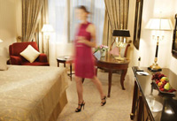 Executive Club Rooms in InterContinental Kyiv Hotel