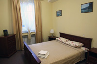 Single room in Korona Hotel