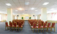 Conference-service in «Kozatsky» Hotel