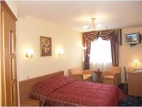 Junior suite comfort in «Kozatsky» Hotel