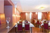 Restaurant in «Kozatsky» Hotel