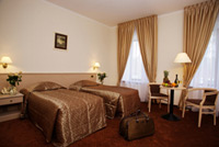 Twin/Double room in Kozatsky Stan Hotel
