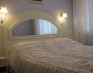 Luxury suite apartments in «Mir» Hotel