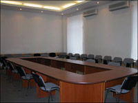 Conference hall in Obolon Hotel