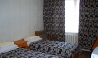 Double room in Predslava Hotel