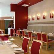 Restaurants in Radisson Blu Hotel