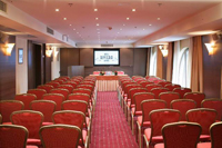 Conference hall in Hotel Riviera