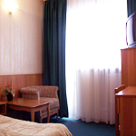 Standard single room in «Sport» Hotel