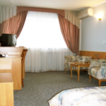 Single superior room in «Sport» Hotel