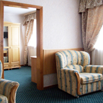Junior suite in «Sport» Hotel