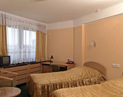 Double superior rooms in Hotel «Tourist»