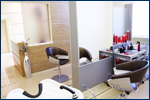 Beauty salon in Ukraine Hotel