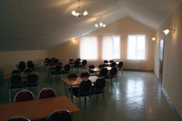 Conference rooms in Verhovyna Hotel on Okruzhnaya