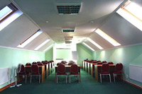 Conference rooms in Verhovyna Hotel on Peremogy Avenue